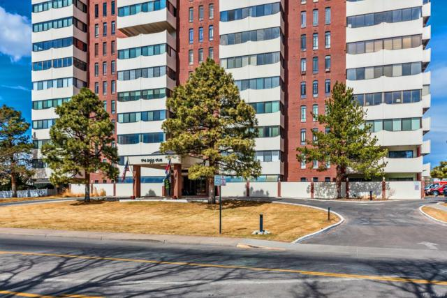 3131 E Alameda Avenue #307, Denver, CO 80209 (#4636270) :: The Heyl Group at Keller Williams
