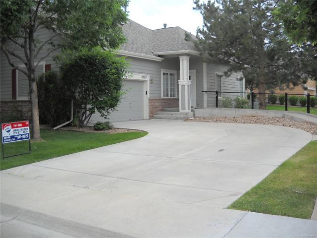 4507 S Swadley Court, Morrison, CO 80465 (MLS #4636742) :: 8z Real Estate