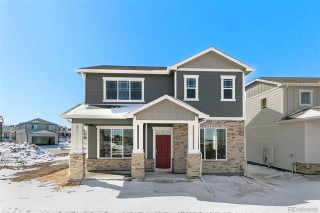 6898 Longpark Drive, Parker, CO 80138 (#4636862) :: HomeSmart Realty Group