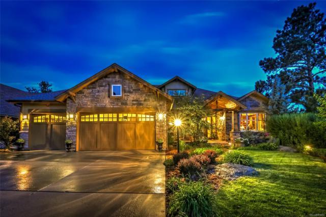 2470 Oak Vista Court, Castle Rock, CO 80104 (#4637128) :: The HomeSmiths Team - Keller Williams