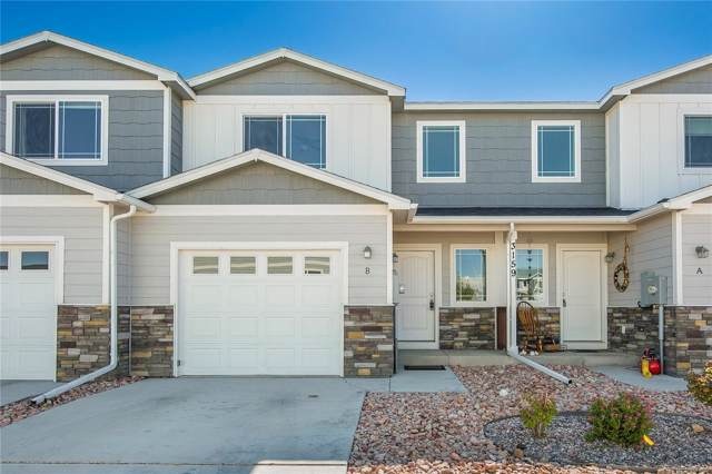 3159 Fairmont Drive 8B, Wellington, CO 80549 (#4637467) :: The Brokerage Group