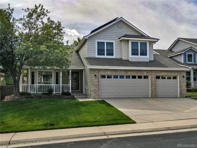 12650 W 84th Circle, Arvada, CO 80005 (#4637575) :: HergGroup Denver