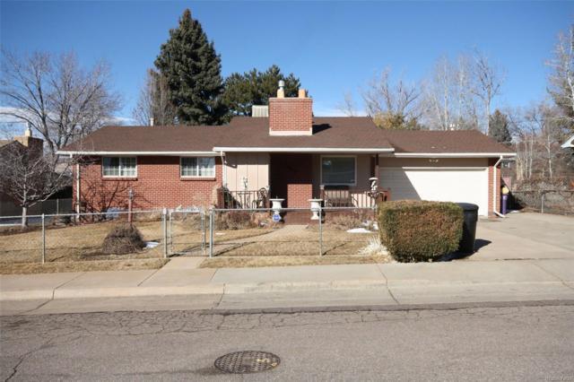 2853 S Joslin Court, Denver, CO 80227 (MLS #4637675) :: 8z Real Estate