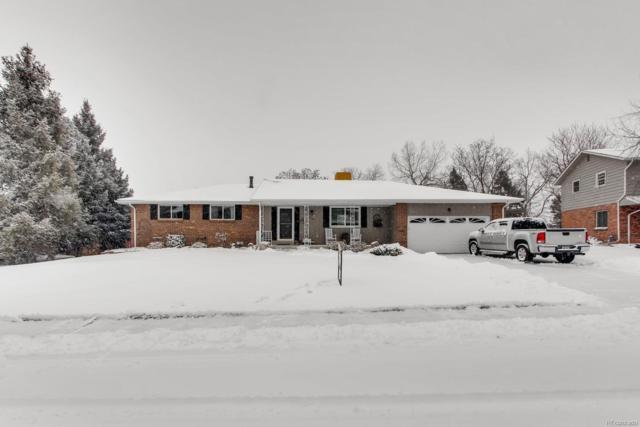 7024 S Kendall Court, Littleton, CO 80128 (#4637985) :: Ben Kinney Real Estate Team