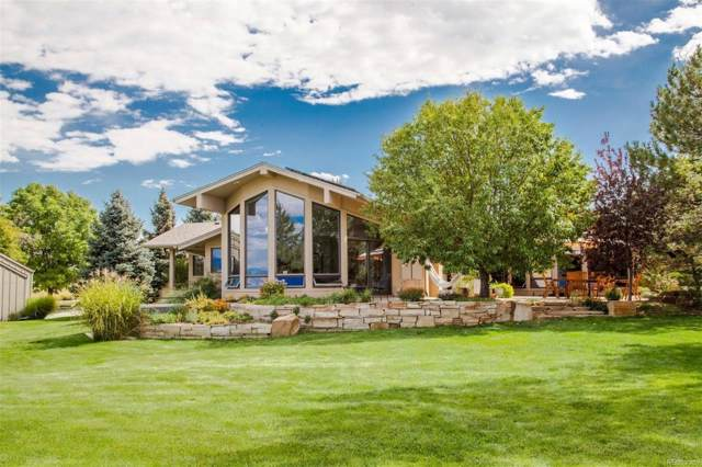 2257 Mead Drive, Boulder, CO 80301 (#4638222) :: The Healey Group