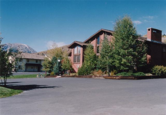 615 Straight Creek Drive #105, Dillon, CO 80435 (MLS #4638306) :: 8z Real Estate