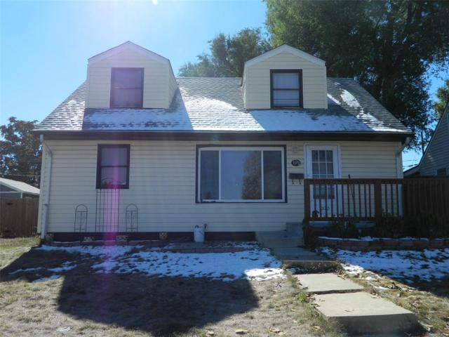 1370 W Gill Place, Denver, CO 80223 (#4638446) :: The DeGrood Team