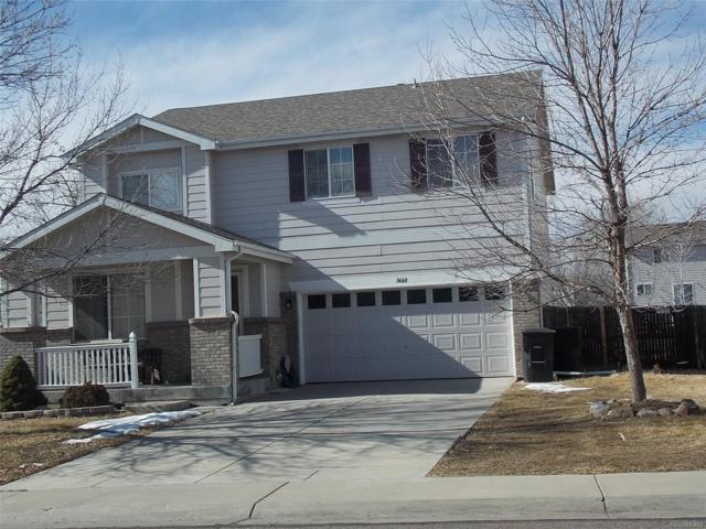 3660 E 92nd Place, Thornton, CO 80229 (MLS #4638530) :: 8z Real Estate