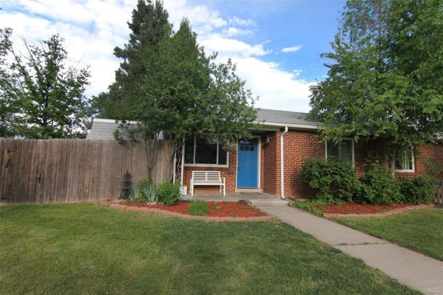 1394 N Ivanhoe Street, Denver, CO 80220 (#4638849) :: The Galo Garrido Group