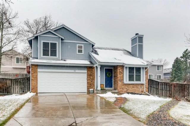 696 Myrtlewood Court, Highlands Ranch, CO 80126 (#4639097) :: The Peak Properties Group