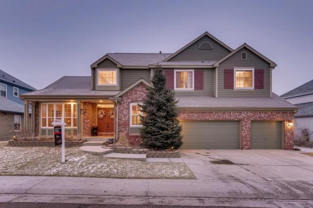 10161 Briargrove Way, Highlands Ranch, CO 80126 (MLS #4639157) :: Kittle Real Estate