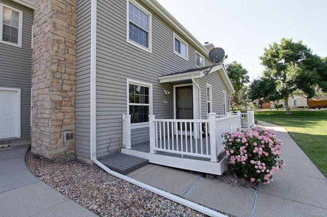 8474 Everett Way C, Arvada, CO 80005 (#4639392) :: The Griffith Home Team