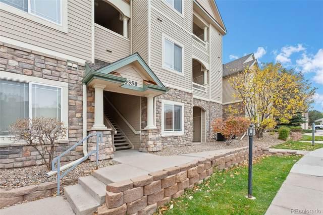 8358 S Independence Circle #105, Littleton, CO 80128 (#4640053) :: Peak Properties Group