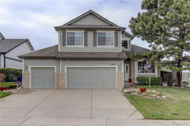 1649 S Pitkin Street, Aurora, CO 80017 (#4640377) :: The DeGrood Team