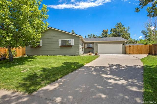 156 Johnson Place, Castle Rock, CO 80104 (#4640736) :: The DeGrood Team
