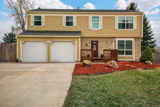 6922 Landmark Drive, Parker, CO 80138 (#4640810) :: The Peak Properties Group