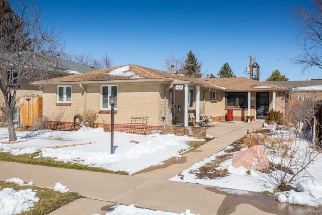 4949 W 36th Avenue, Denver, CO 80212 (#4640871) :: James Crocker Team