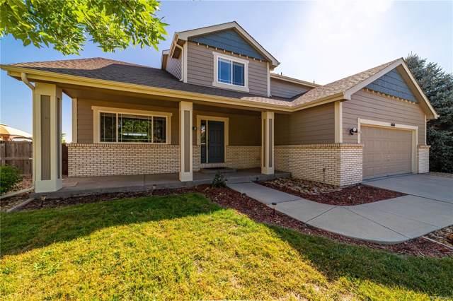 6164 Twilight Avenue, Firestone, CO 80504 (MLS #4640950) :: 8z Real Estate