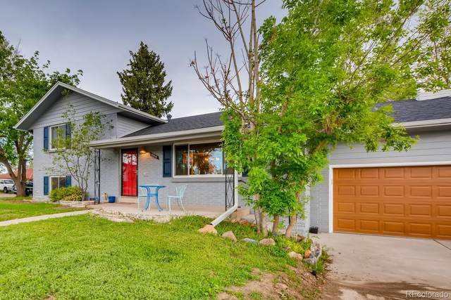 7750 W 64th Avenue, Arvada, CO 80004 (#4641023) :: The Heyl Group at Keller Williams