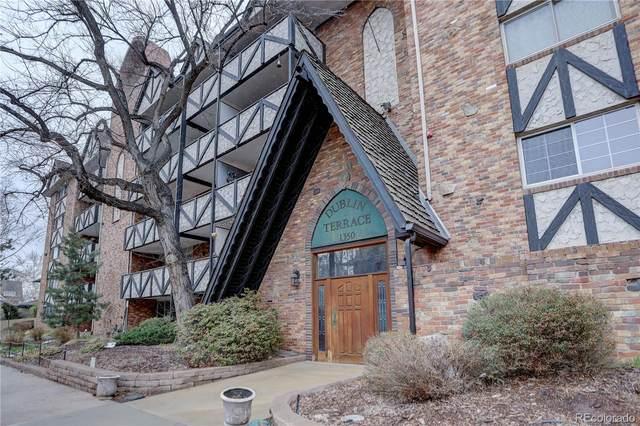 1350 Josephine Street #102, Denver, CO 80206 (MLS #4641050) :: 8z Real Estate
