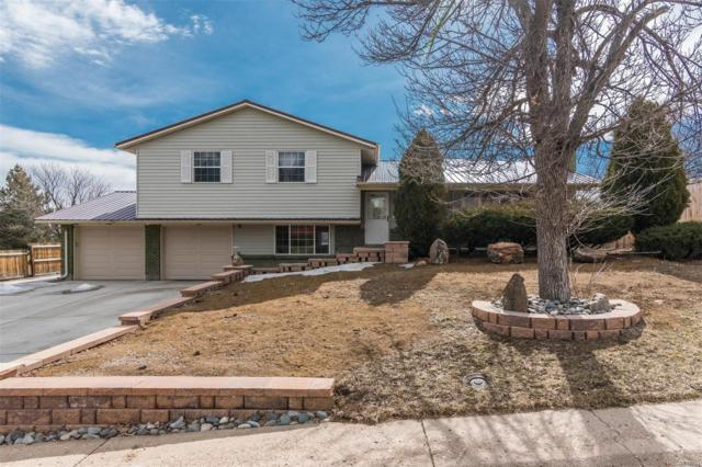 5118 S Perry Street, Littleton, CO 80123 (#4641489) :: Bring Home Denver