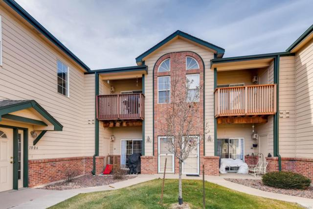 11081 Huron Street #1002, Northglenn, CO 80234 (#4641511) :: The DeGrood Team