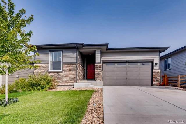 5022 S Wenatchee Circle, Aurora, CO 80015 (#4641660) :: Chateaux Realty Group