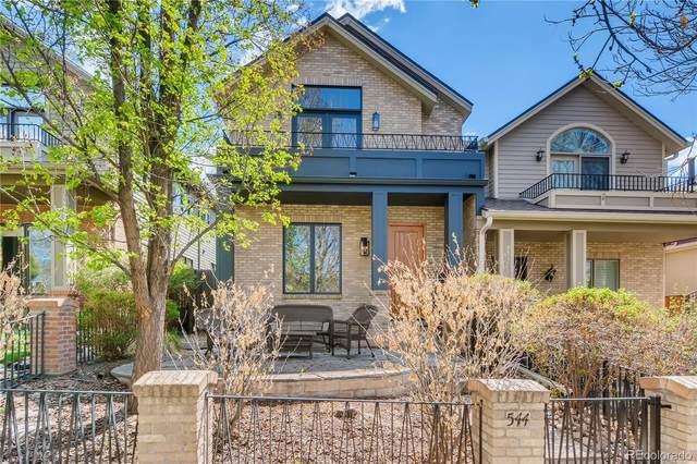 544 Milwaukee Street, Denver, CO 80206 (#4641933) :: Mile High Luxury Real Estate