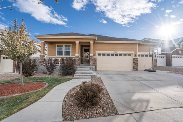 11359 S Trailmaster Circle, Parker, CO 80134 (#4641995) :: The DeGrood Team