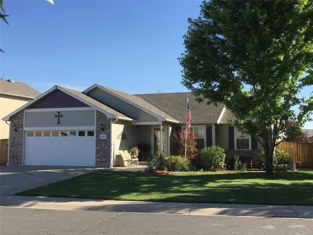 624 Keystone Drive, Severance, CO 80550 (MLS #4642844) :: Bliss Realty Group