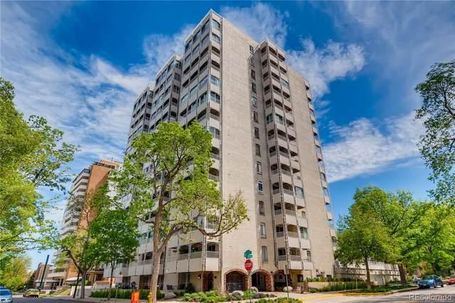1200 N Humboldt Street #402, Denver, CO 80218 (#4643219) :: The Peak Properties Group