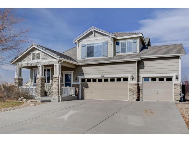 6801 Shannock Avenue, Castle Rock, CO 80104 (MLS #4644250) :: 8z Real Estate