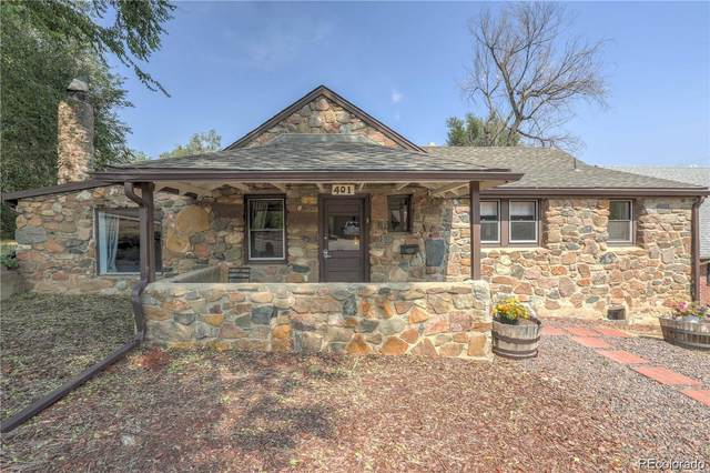 401 Illinois Street, Golden, CO 80403 (#4644439) :: Colorado Home Finder Realty