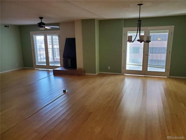 1777 Larimer Street #1707, Denver, CO 80202 (#4644581) :: Wisdom Real Estate