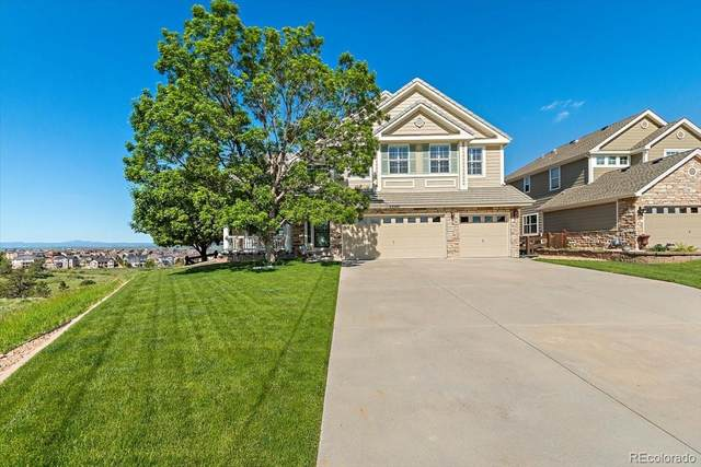 22540 Hope Dale Avenue, Parker, CO 80138 (#4644785) :: The DeGrood Team