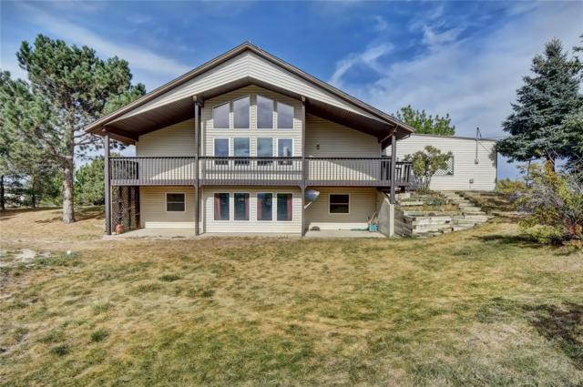 44040 Pony Express Court, Elizabeth, CO 80107 (#4644986) :: House Hunters Colorado