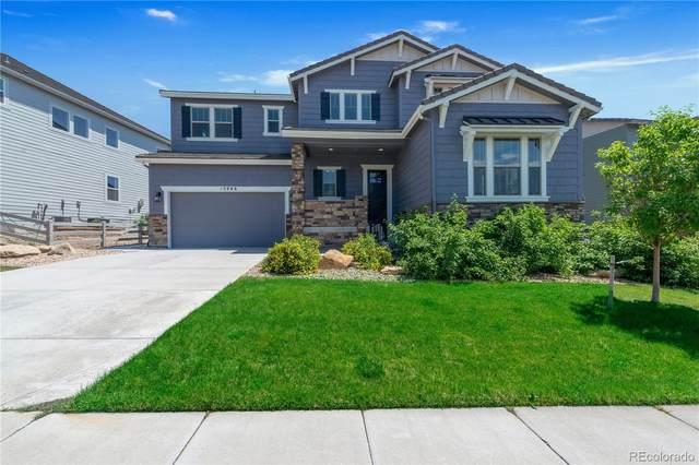 15986 Swan Mountain Drive, Broomfield, CO 80023 (MLS #4645053) :: The Sam Biller Home Team
