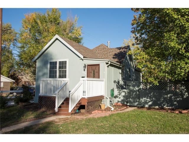 924 S Newton Street, Denver, CO 80219 (#4645706) :: Hometrackr Denver