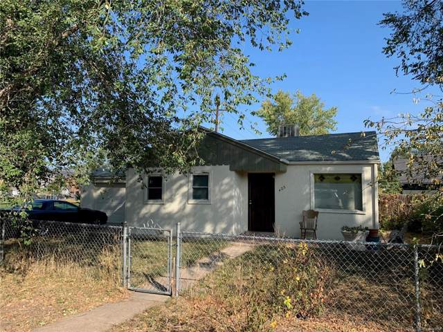 425 W Amherst Avenue, Englewood, CO 80110 (MLS #4645874) :: 8z Real Estate