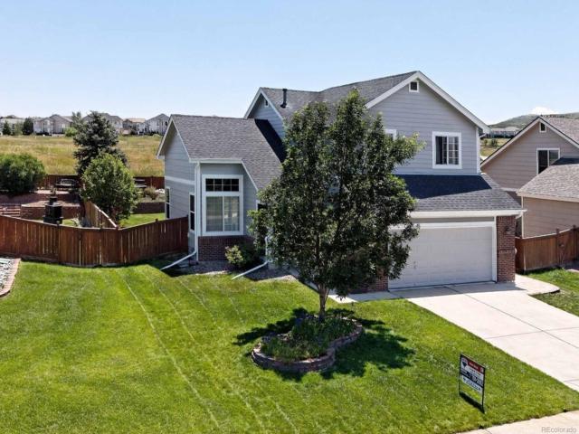 1446 Ebony Drive, Castle Rock, CO 80104 (#4645925) :: The Peak Properties Group