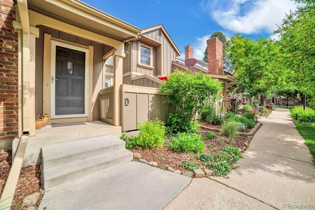 7707 S Curtice Way D, Littleton, CO 80120 (MLS #4645928) :: Keller Williams Realty
