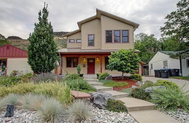 2207 Vernon Drive, Golden, CO 80401 (#4645935) :: The HomeSmiths Team - Keller Williams