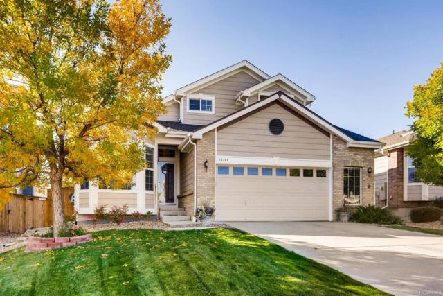 16704 Trail Sky Circle, Parker, CO 80134 (#4646083) :: Bring Home Denver