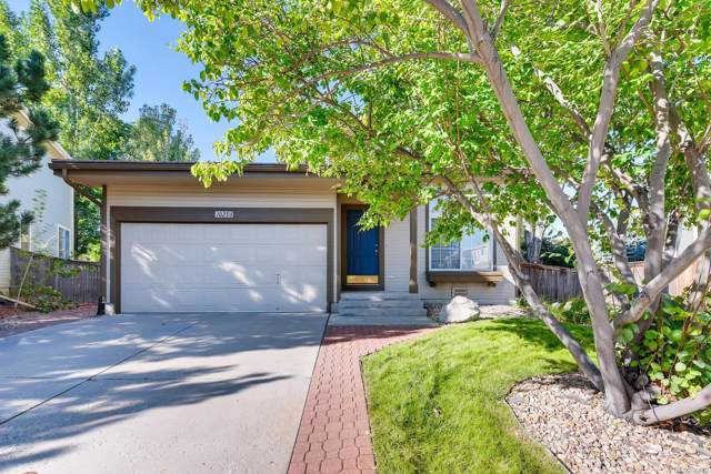 10293 Cedaridge Court, Highlands Ranch, CO 80129 (MLS #4646320) :: 8z Real Estate