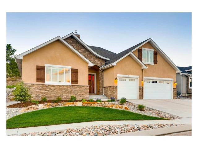 191 Coyote Willow Drive, Colorado Springs, CO 80921 (MLS #4646428) :: 8z Real Estate