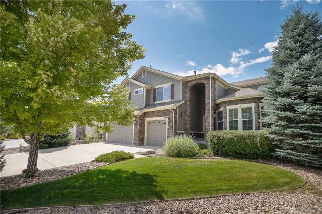 5601 Brahma Place, Parker, CO 80134 (MLS #4646429) :: Bliss Realty Group