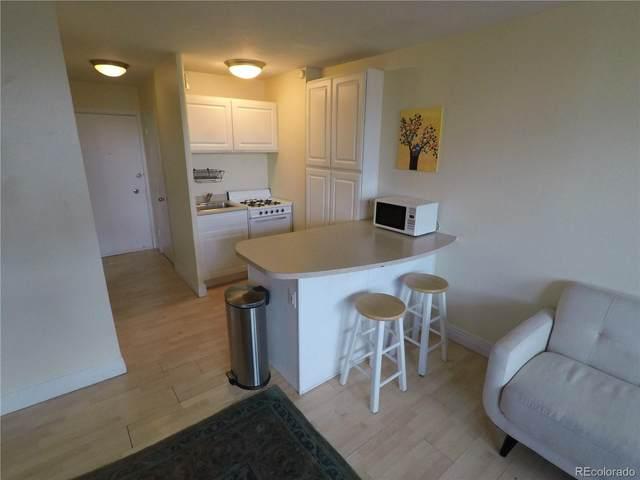 1196 N Grant Street #311, Denver, CO 80203 (#4646627) :: Berkshire Hathaway HomeServices Innovative Real Estate