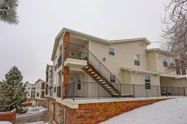 1646 S Deframe Street B8, Lakewood, CO 80228 (#4646685) :: The City and Mountains Group
