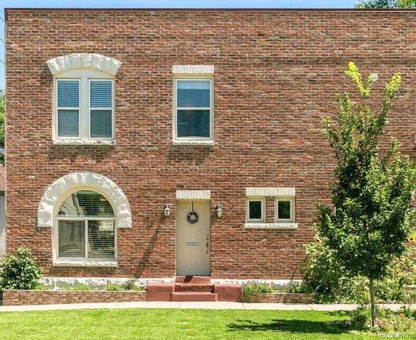 819 28th Street, Denver, CO 80205 (#4647312) :: Chateaux Realty Group