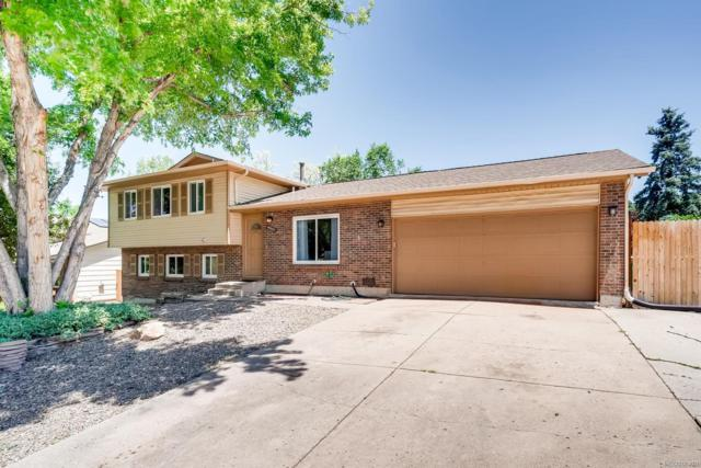 12743 W Grand Drive, Morrison, CO 80465 (MLS #4647498) :: 8z Real Estate